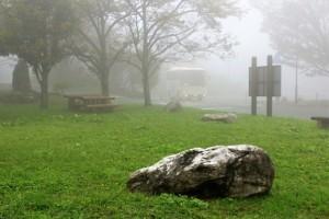 霧の平尾台3